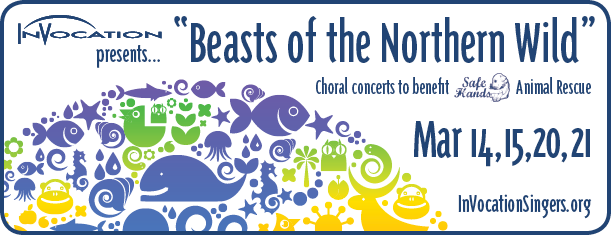 """Beasts of the Northern Wild"" -- March 14, 15, 20, 21"